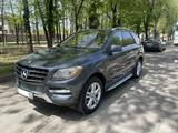 Mercedes-Benz ML 350 2012 года за 13 500 000 тг. в Алматы – фото 2