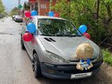 Peugeot 206 2004 года за 1 300 000 тг. в Костанай