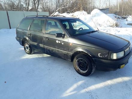 Volkswagen Passat 1991 года за 950 000 тг. в Усть-Каменогорск – фото 5