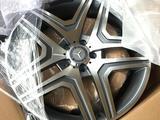 Новые диски/AMG Авто диски на Mercedes Geländewagen за 280 000 тг. в Алматы – фото 5