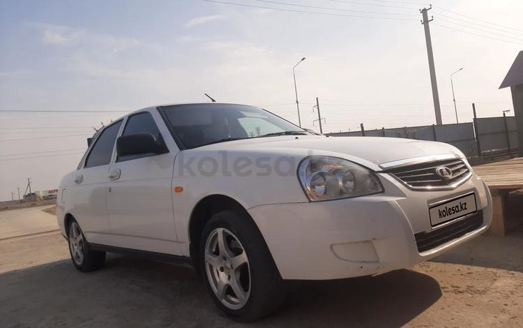ВАЗ (Lada) 2170 (седан) 2013 года за 1 350 000 тг. в Атырау