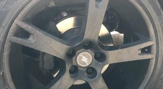 285/35/22 диски с резиной, стоят на VW touareg за 350 000 тг. в Алматы