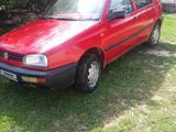 Volkswagen Golf 1993 года за 850 000 тг. в Турара Рыскулова