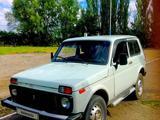 ВАЗ (Lada) Нива 2004 года за 900 000 тг. в Туркестан – фото 4