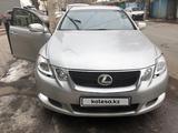 Lexus GS 350 2008 года за 6 200 000 тг. в Алматы – фото 3