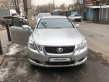 Lexus GS 350 2008 года за 6 200 000 тг. в Алматы – фото 4