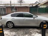 Lexus GS 350 2008 года за 6 200 000 тг. в Алматы – фото 5