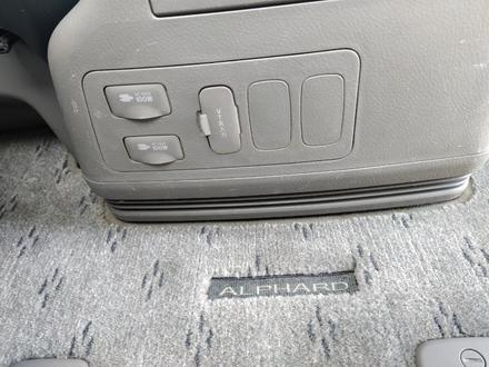 Toyota Alphard 2005 года за 3 000 000 тг. в Кокшетау – фото 33