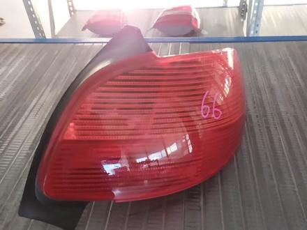 Фонари пара Peugeot 206 за 25 000 тг. в Алматы – фото 2