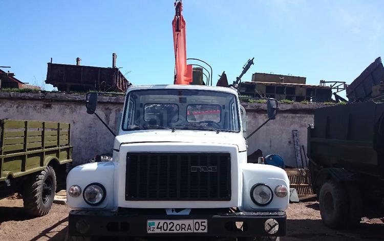 ГАЗ  3308 ямобур буроям 2008 года за 8 500 000 тг. в Алматы