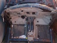 Телевизор радиатора, передняя часть с лонжеронамина Тойота Хайлендер за 90 000 тг. в Караганда