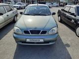 ЗАЗ Sens 2007 года за 800 000 тг. в Туркестан