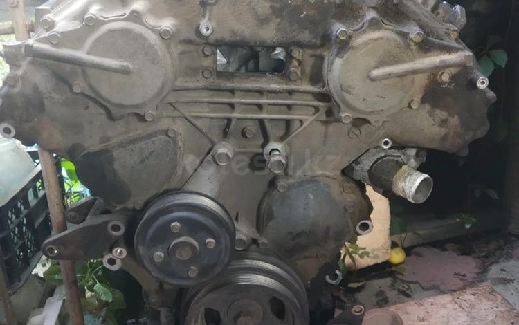 Двигатель на Инфинити фх35 за 100 000 тг. в Алматы