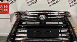 Решетка радиатора Lexus Lx 570 Black VISION! за 300 000 тг. в Алматы