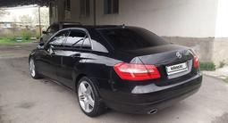 Mercedes-Benz E 200 2010 года за 6 600 000 тг. в Алматы – фото 3