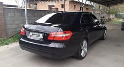 Mercedes-Benz E 200 2010 года за 6 600 000 тг. в Алматы – фото 4