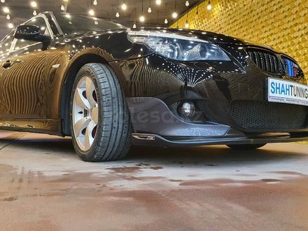Бампер на BMW e60 M-Tech за 60 000 тг. в Алматы – фото 11