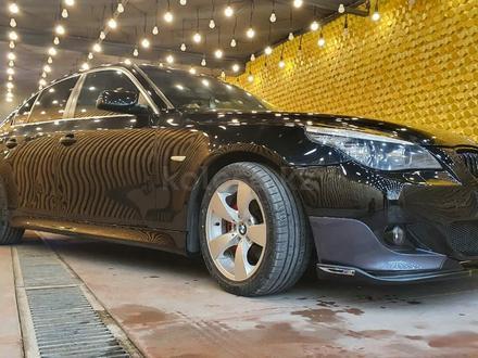 Бампер на BMW e60 M-Tech за 60 000 тг. в Алматы – фото 6