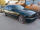 BMW 728 1996 года за 3 600 000 тг. в Алматы – фото 2