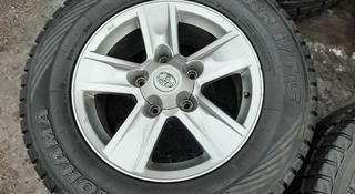 200 Land Cruiser 285 60 18 дисков с резиной за 170 000 тг. в Алматы