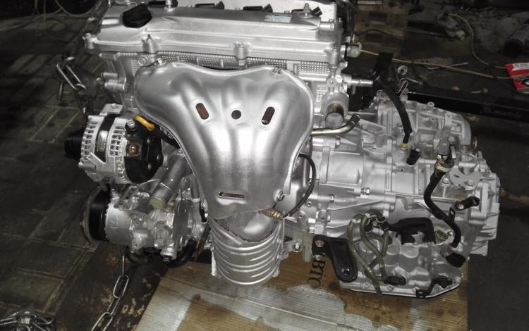 Двигатель Toyota Camry 40 (тойота камри 40) за 16 666 тг. в Нур-Султан (Астана)