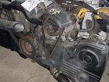 Двигатель Subaru EJ204 за 280 000 тг. в Тараз – фото 2