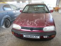Volkswagen Golf 1993 года за 652 500 тг. в Шымкент