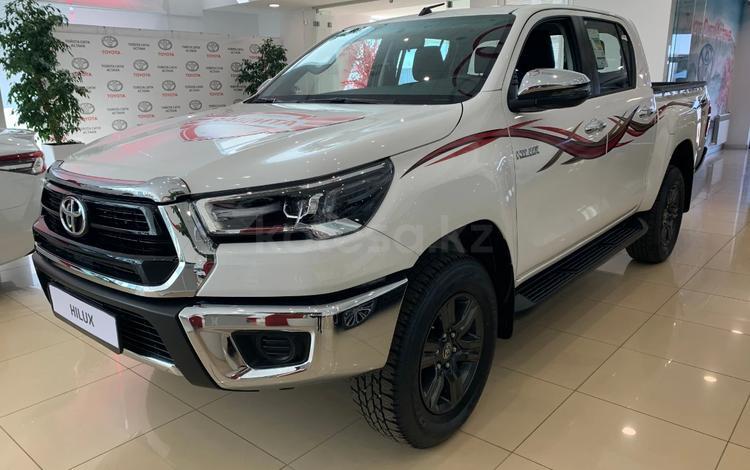 Toyota Hilux Comfort 2021 года за 18 700 000 тг. в Нур-Султан (Астана)