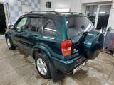 Toyota RAV 4 2002 года за 4 690 000 тг. в Петропавловск – фото 4