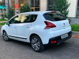 Peugeot 3008 2014 года за 5 500 000 тг. в Алматы – фото 2