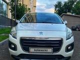 Peugeot 3008 2014 года за 5 500 000 тг. в Алматы – фото 5