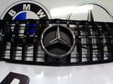 Mercedes-Benz GLA w 156 AMG Gt style решетка радиатора за 65 000 тг. в Нур-Султан (Астана) – фото 2