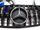 Mercedes-Benz GLA w 156 AMG Gt style решетка радиатора за 65 000 тг. в Нур-Султан (Астана) – фото 4