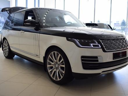 Land Rover Range Rover 2019 года за 110 151 000 тг. в Алматы