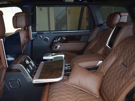 Land Rover Range Rover 2019 года за 110 151 000 тг. в Алматы – фото 11
