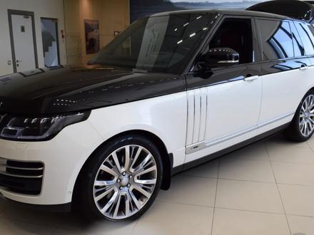 Land Rover Range Rover 2019 года за 110 151 000 тг. в Алматы – фото 2