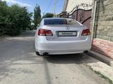 Lexus GS 300 2008 года за 6 300 000 тг. в Алматы – фото 2