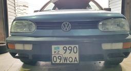 Volkswagen Golf 1992 года за 1 400 000 тг. в Караганда