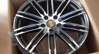 Новые диски на Porsche Cayenne R20 за 350 000 тг. в Алматы