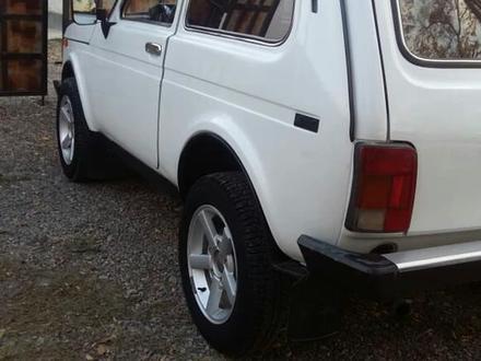 ВАЗ (Lada) 2121 Нива 2000 года за 1 300 000 тг. в Узынагаш – фото 10