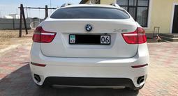 BMW X6 2010 года за 9 000 000 тг. в Атырау – фото 4