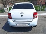 ВАЗ (Lada) 2190 (седан) 2013 года за 2 600 000 тг. в Тараз – фото 3