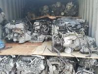 Двигатель Инфинити FX 35 VQ35 за 100 тг. в Алматы