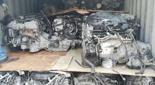 Двигатель Инфинити FX 35 VQ35 в Алматы