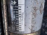 Стартер Toyota Starlet за 17 000 тг. в Семей – фото 3