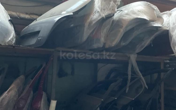 Крышка багажника Peugeot 207 привозная с японии за 40 000 тг. в Алматы