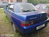 ВАЗ (Lada) 2110 (седан) 2002 года за 700 000 тг. в Караганда – фото 4