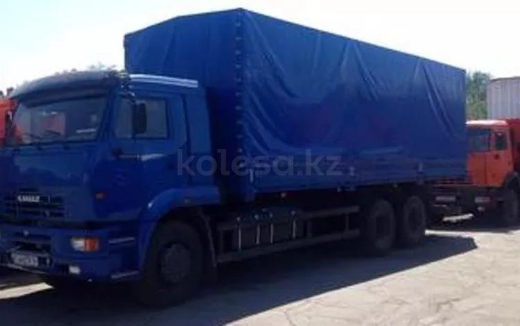 КамАЗ  65117 2016 года за 25 396 000 тг. в Нур-Султан (Астана)