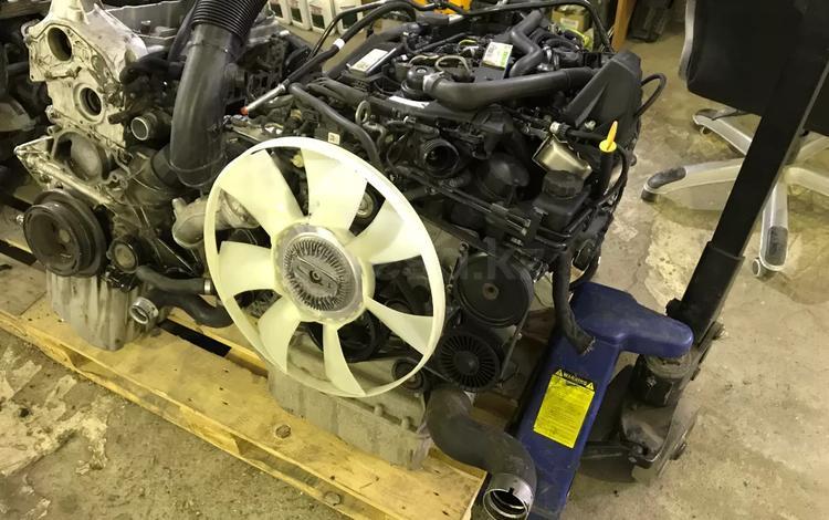 Двигатель на Мерседес-Бенц Спринтер OM651 в Нур-Султан (Астана)