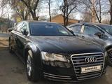 Audi A8 2011 года за 7 800 000 тг. в Шымкент – фото 4